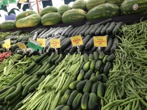 Sigona Cucumbers
