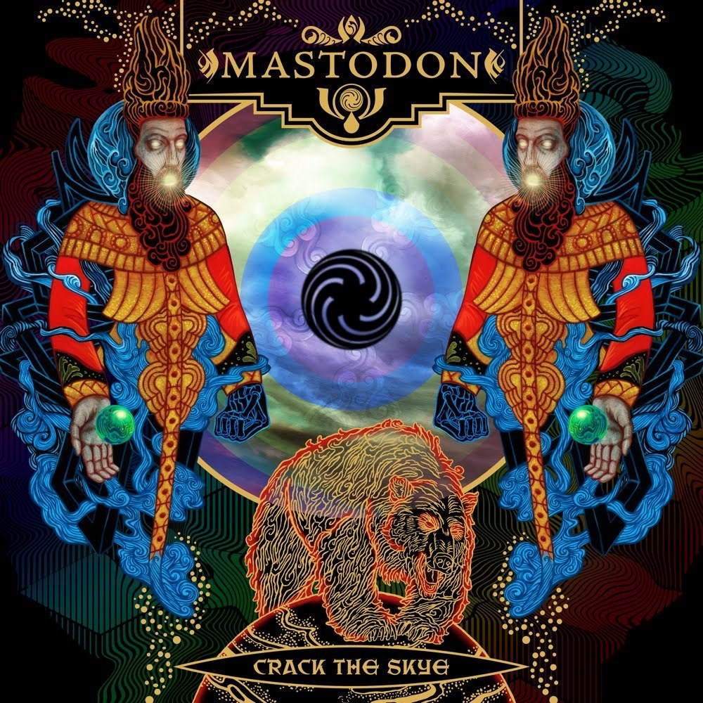 Mastodon_Crack the Skye